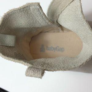 GAP Shoes - Baby Gap Grey Suede Boots